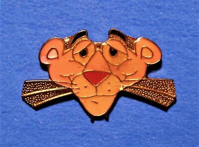 Pink Panther - Face - Rare Vintage 1990 United Artist Pictures Lapel Pin