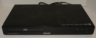 Philips blu ray DVD disc full HD player BDP 3010 HDMI SD Card - Great Condition!