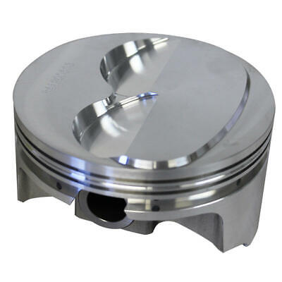 """Howards Piston 841612306R; Pro Max 4.165/"""" Bore 6.0cc Flat Top for Chevy 400 SBC"""