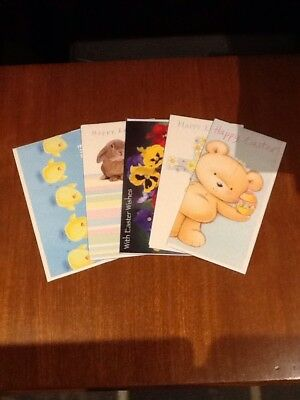Easter cards X 25 wholesale, joblot, ideal for resale