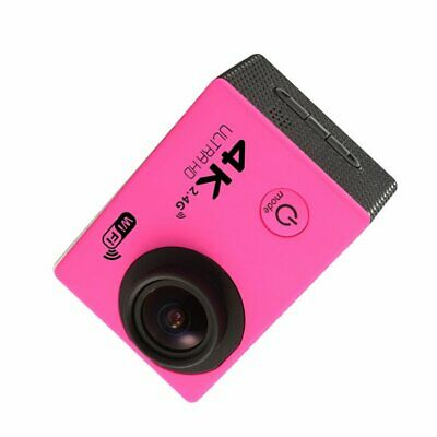 F60R 2.0 Inch 4K 170 Degree Wide Angle WiFi Sport Action Camera Camcorder  N YH