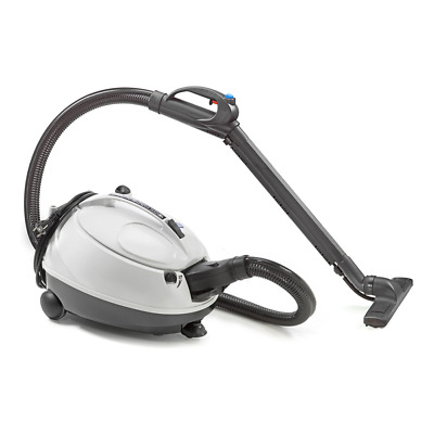 NEW QV7 Dry Steam Cleaner Vacuum Industrial Powerful Office House Car Valeting
