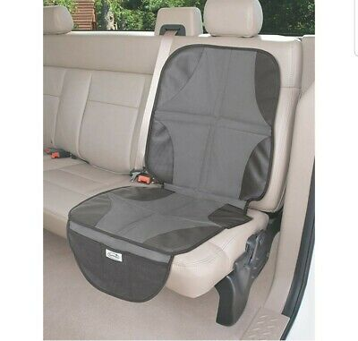 Summer Infant DuoMat Baby Child Car Seat Protector Mat with Storage NEW