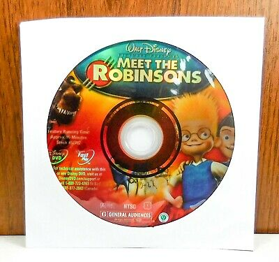 Meet the Robinsons - Disc Only (DVD)
