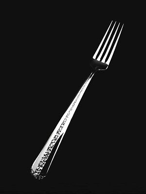 "Towle CHASED DIANA STERLING 7 3//8/"" Dinner Fork 732204"