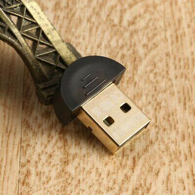 20M 3Mbps Mini USB Bluetooth V4.0 Dongle Dual Mode Wireless Adapter Dev PQ