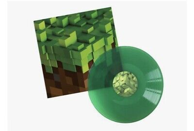 Minecraft Volume Alpha Green Vinyl LP C418 Non Leticular LE 1000