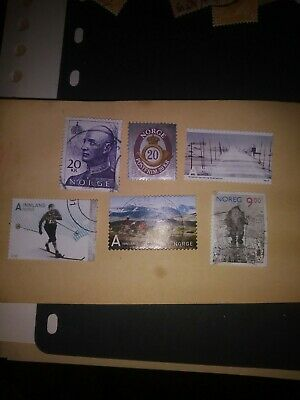 Norway,  stamps