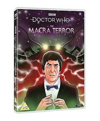 Doctor Who The Macra Terror  [DVD]