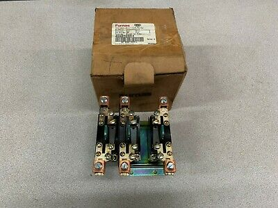 New In Box Furnas Size 3 Thermal Overload Relay 48Ha38Aa4