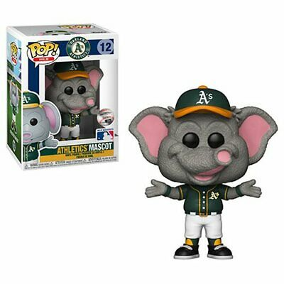 Funko Pop! MLB | Oakland Athletics | Stomper | Vinyl Figure #12