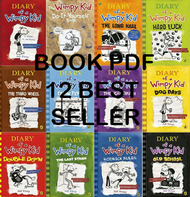 Diary Of A Wimpy Kid Boot For Kids Collection ser 12 Boot PDF