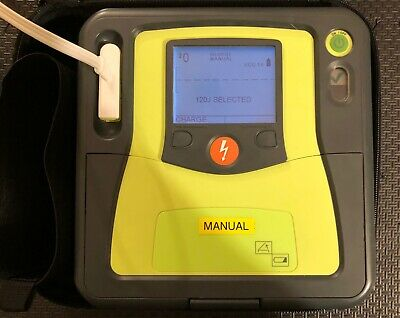 Zoll AED Pro Manual AED with New Battery NEW 2023 Adult CPR-D Pads