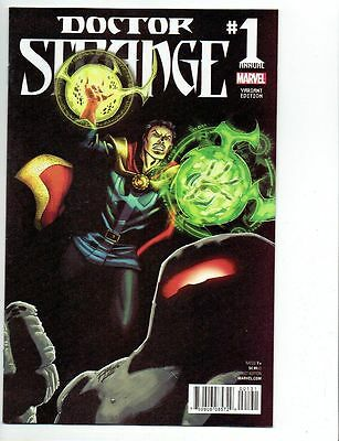 Marvel Comics  Doctor Strange Annual # 1 ( 2016 ) Variant Cover  1st Print VF-NM