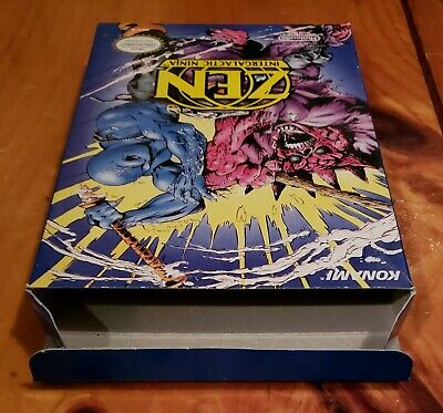 Zen Intergalactic Ninja NES Box Only