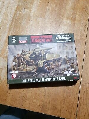 Flames Of War WWII US Army
