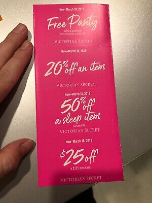 a689f9668af83 VICTORIA'S SECRET & Pink Coupons Panty Sleep Bra 32 34 36 38 small ...