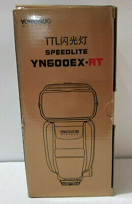 Yongnuo YN600EX-RT Flash Speedlite for Canon AS Canon 600EX-RT
