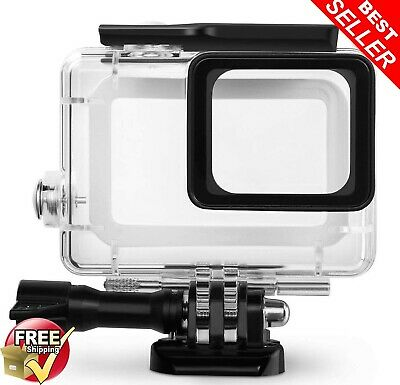 Rhodesy Waterproof Case Housing for GoPro Hero 7(Only Black) 2018 6 5,...