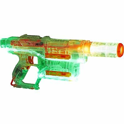Nerf Nerf N-Strike Modulus Ghost Ops Shadow ICS-6, Nerf Gun, transparent