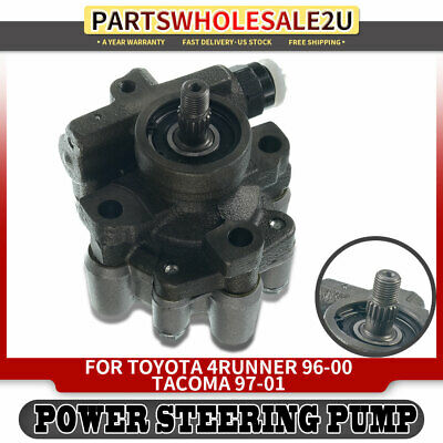 2 PC POWER Steering Pump & Pressure Line Hose For TSX 06-08