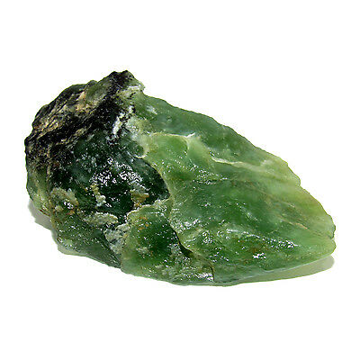 109.00Ct. Awesome Looking Rough Shaped Natural Green Serpentine Gemstone CH 6205