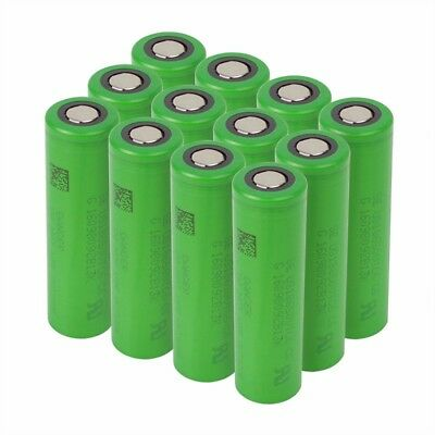 FOR SONY 18650 VTC6 HIGH DRAIN 30A Li-on Battery 3000mAh w/FREE CASE + Charger
