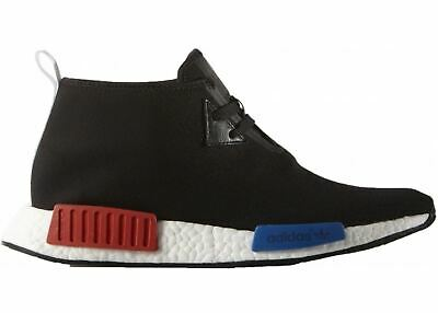 3803cbd3153 Adidas NMD C1 Chukka OG Core Black Red Size 13. S79148 yeezy ultra boost pk