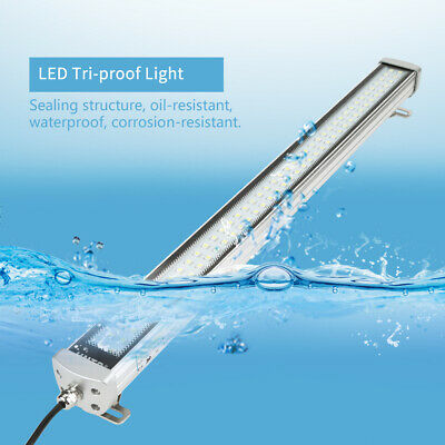 TD-41 LED Lamp Light Anti-explosion Tri-proof Working Lamp for CNC Machine 40W