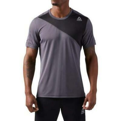 a5a3b70a957db REEBOK WOR TECH Top Graphic Slam T-Shirt M/M Nera Uomo CY3623 - EUR ...