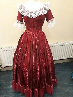 Pantomime theatre ,stage victorian style dress