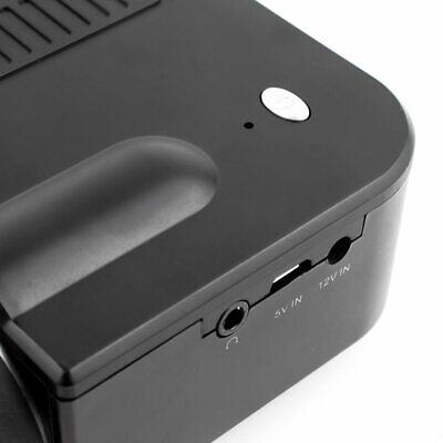 UC28B Mini Portable LED Projector 1080P HD Family Cinema EA