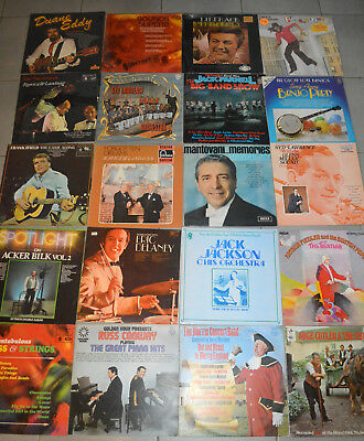 Large Collection Job lot of Records