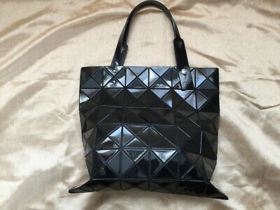 5c6d1d0f3f5 AUTHENTIC NWT BAO BAO ISSEY MIYAKE LUCENT TOTE (black) FREE SHIP W BUY IT