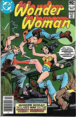 Wonder Woman #262 1979 (DC Comics) VF+/NM over  30% off guide