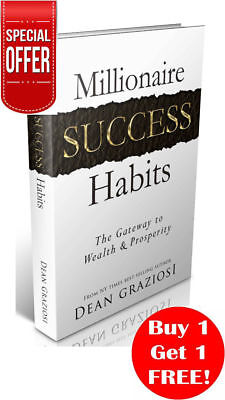Millionaire Success Habits ebook Way to your success Free Shipping Resell Rights