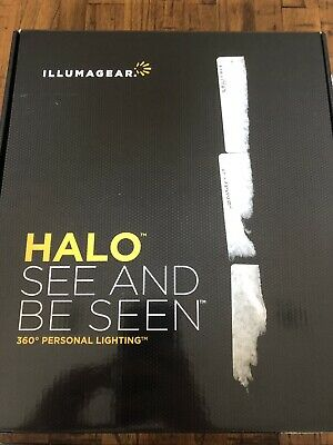 ILLUMAGEAR Halo 360-Degree LED Personal Safety and Task Light