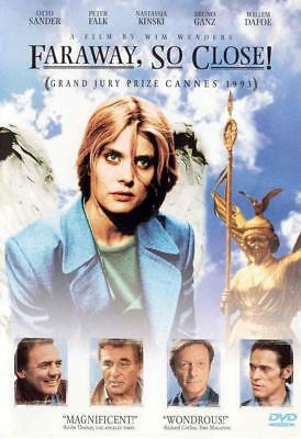 FARAWAY, SO CLOSE by  Wim Wenders, Nastassja Kinski - Otto Sander ALL REG  DVD