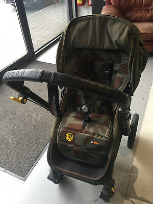 **special Limited Edition** Bugaboo Diesel Military
