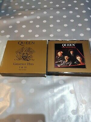 Queen Greatest Hits 1 & 11 Cd