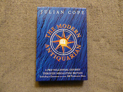 The Modern Antiquarian by Julian Cope (Hardback, 1998) Original Edition