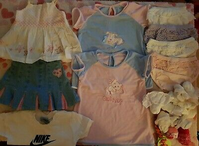 Bundle of baby girls clothing 3 - 6 months V.Good Cond