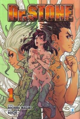 DR.STONE 1 variant cover star comics