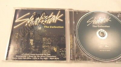 Shakatak CD The Collection - signiert