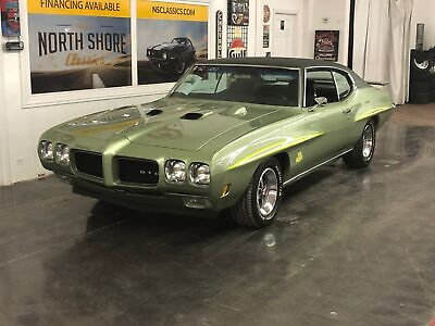 1970 GTO -REAL DEAL 242 VIN-4 SPEED-JUDGE TRIBUTE-VIDEO 1970 Pontiac GTO for sale!