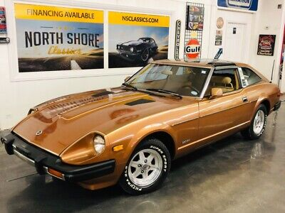 1981 Z-Series 2+2 -AUTOMATIC -ALL ORIGINAL -VIDEO 1981 Datsun 280ZX