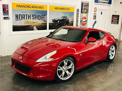 2011 370Z -TOURING-2dr COUPE-3.7L-6 SPEED MANUAL-ITS READY F 2011 Nissan 370Z