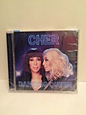 ** NEW ** CHER DANCING QUEEN - 2018 CD  Brand New Factory Sealed
