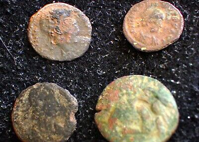 ANCIENT ROMAN COINS COLLECTIONS:   Soldier's Pay.......... Later Centuries