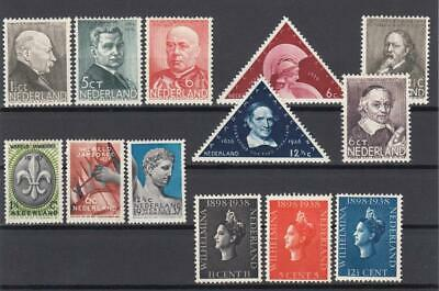 (6109) Netherlands Mh Selection